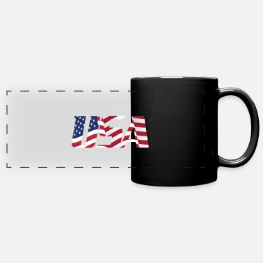 Usa usa - Full Color Panoramic Mug