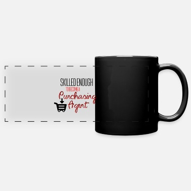 Purchase Purchasing Agent - Full Color Panoramic Mug