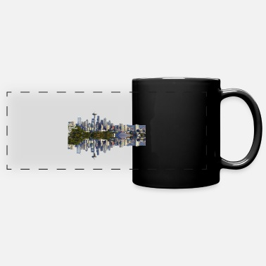 Seattle Seattle - Full Color Panoramic Mug