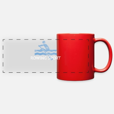 Water Sports water sports - Full Color Panoramic Mug