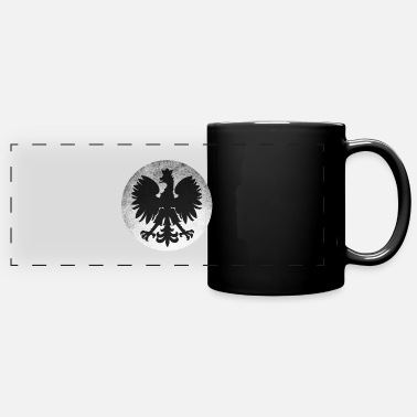 Polish Polish Eagle T-Shirt Polish Poland Gift - Full Color Panoramic Mug
