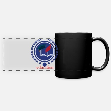Education-culture Education - Full Color Panoramic Mug