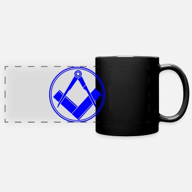 Age freemasonry - Full Color Panoramic Mug