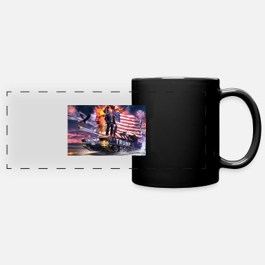Trump President Trump - Full Color Panoramic Mug