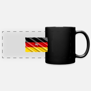 Saxony Lower Saxony - Full Color Panoramic Mug