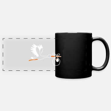 Stork Stork - Full Color Panoramic Mug