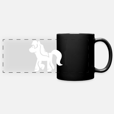 Pony Pony - Full Color Panoramic Mug