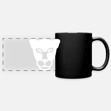Leopard Leopard - Full Color Panoramic Mug