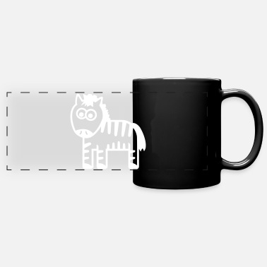 Zebra Zebra - Full Color Panoramic Mug