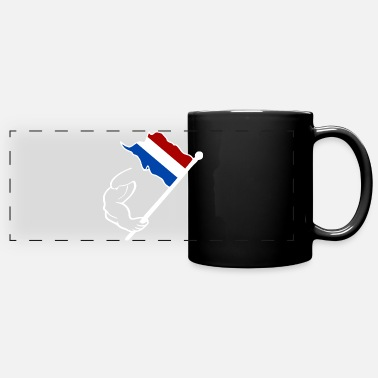 Holland Flag HOLLAND - Full Color Panoramic Mug