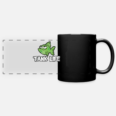 Aquarium Aquarium - Full Color Panoramic Mug