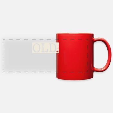 Old Old - Full Color Panoramic Mug