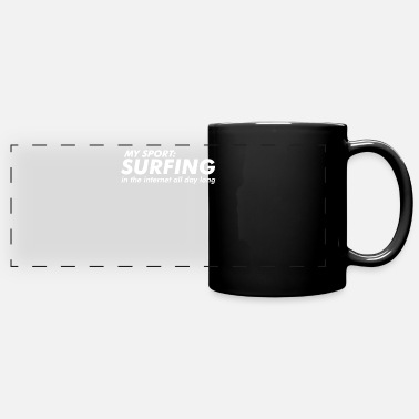 Online Online - Full Color Panoramic Mug