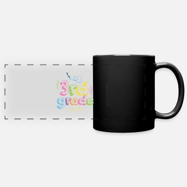 Grade Third Grade - Full Color Panoramic Mug