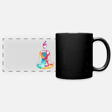 Sister Yoga Yoga - Full Color Panoramic Mug