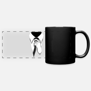 Tuxedo Tuxedo - Full Color Panoramic Mug