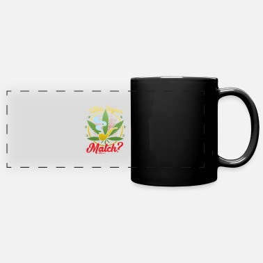 Match match - Full Color Panoramic Mug