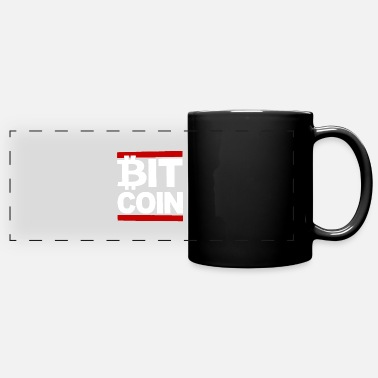 Mioto Bitcoin Crypto Blockchain Money Moon Bestseller - Full Color Panoramic Mug