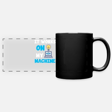 Program-what-you-do Machine Programmer Computer Science Code Html Gift - Full Color Panoramic Mug
