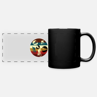 Sport Sport passion - Full Color Panoramic Mug