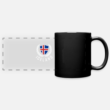 Iceland - Full Color Panoramic Mug