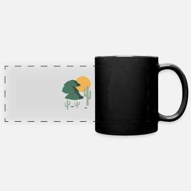 Landscape Landscape - Full Color Panoramic Mug