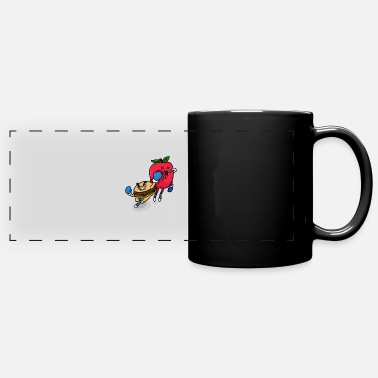 Uppercut UPPERCUT BURGER - Full Color Panoramic Mug