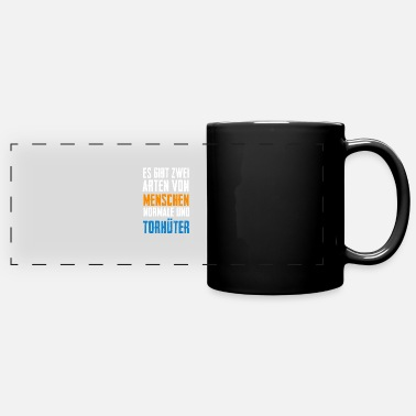 Goalkeeper Goalkeeper - Full Color Panoramic Mug