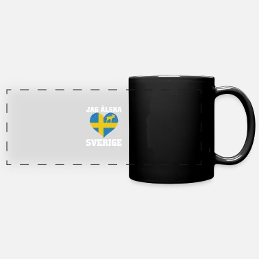Sweden Sweden - Full Color Panoramic Mug