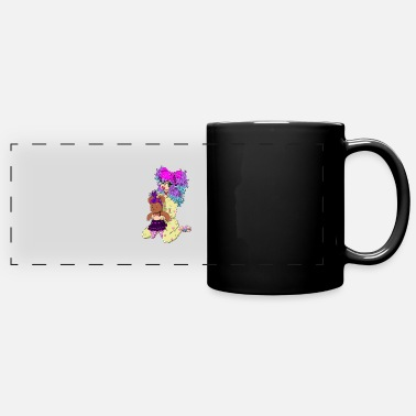 Ageplay Daddy's Little Girl DDLG Ageplay Kitten ABDL - Full Color Panoramic Mug