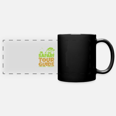 Safari Safari - Full Color Panoramic Mug