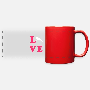 Mammal Mammal Love - Full Color Panoramic Mug