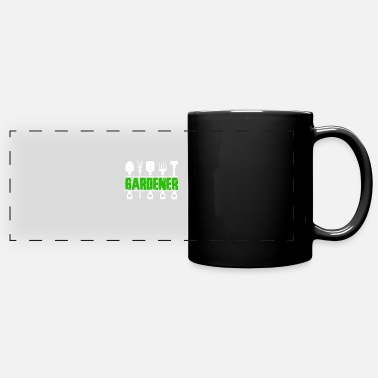 Orchard Orchard Gardening Tools - Full Color Panoramic Mug