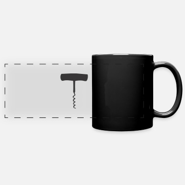 Corkscrew corkscrew - Full Color Panoramic Mug