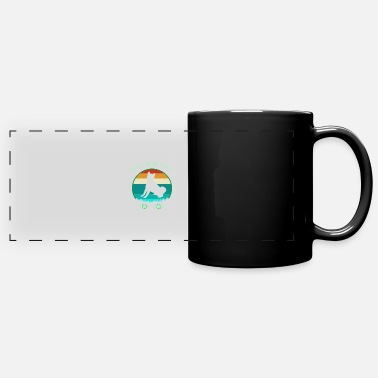 Dog Mom dog mom - Full Color Panoramic Mug
