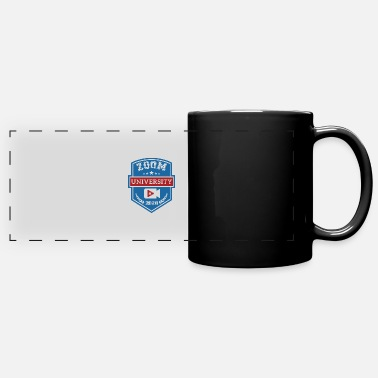 Zoom University - Full Color Panoramic Mug