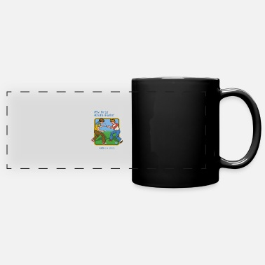 Smiffys my first knife fight - Full Color Panoramic Mug