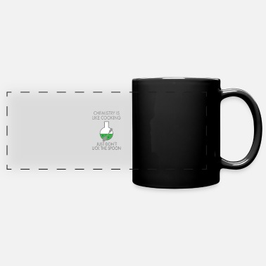 Chemistry chemistry - Full Color Panoramic Mug