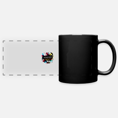 Association ASSOCIATE - Full Color Panoramic Mug
