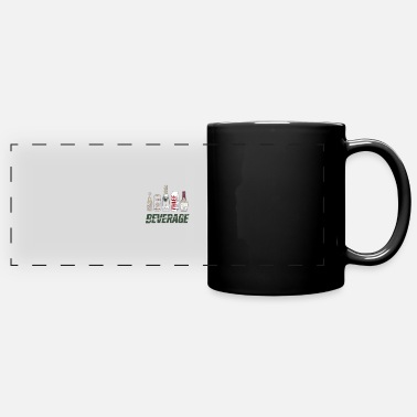 Beverages We Provide... Beverage - Full Color Panoramic Mug