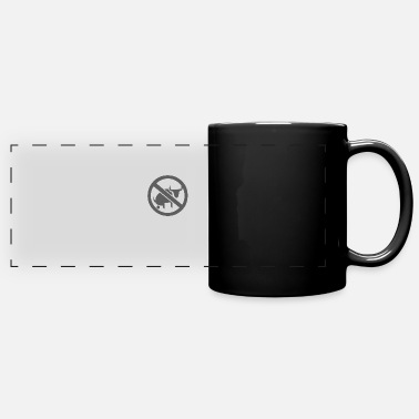 No Bullshit No Bullshit - Full Color Panoramic Mug