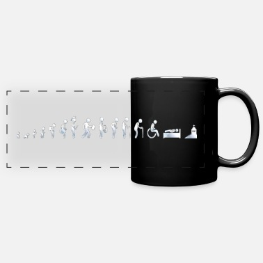 Grave Cradle to the Grave - Full Color Panoramic Mug