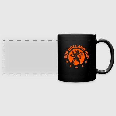 Hup Holland Dutch Soccer - Full Color Panoramic Mug