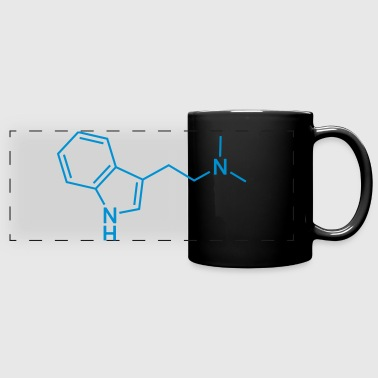 DMT (Spirit) Molecule - Full Color Panoramic Mug