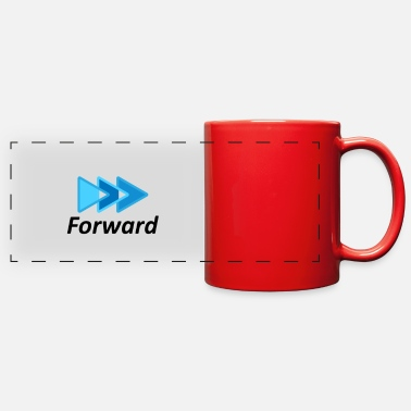 Forward Forward - Full Color Panoramic Mug