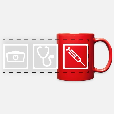 Nurse Nurse - Full Color Panoramic Mug