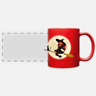 Witch Witch - Full Color Panoramic Mug