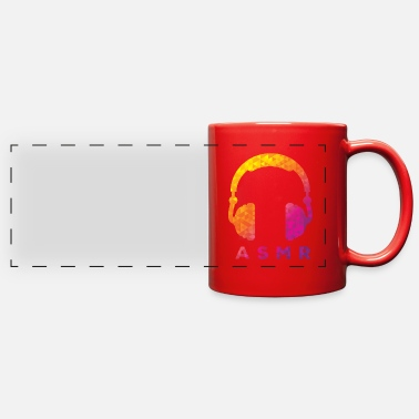 Autonomous ASMR product Retro Vintage Autonomous Sensory - Full Color Panoramic Mug
