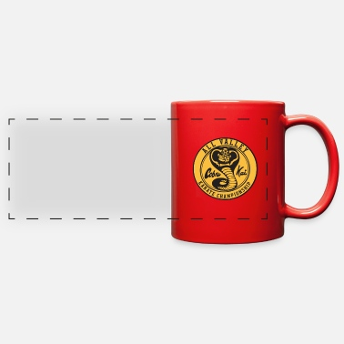 Cobra Cobra Kai The Karate Kid - Full Color Panoramic Mug