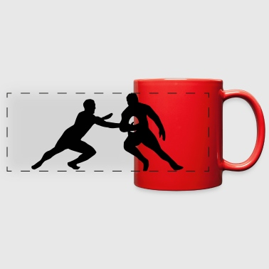 Rugby - Full Color Panoramic Mug